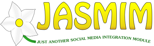 JASMIM - Just Another Social Media Integration Module